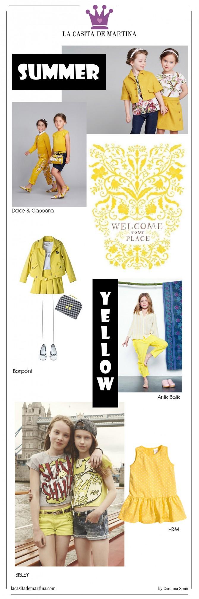 Blog Moda Infantil, La casita de Martina, Dolce & Gabbana, Tendencias Moda Infantil