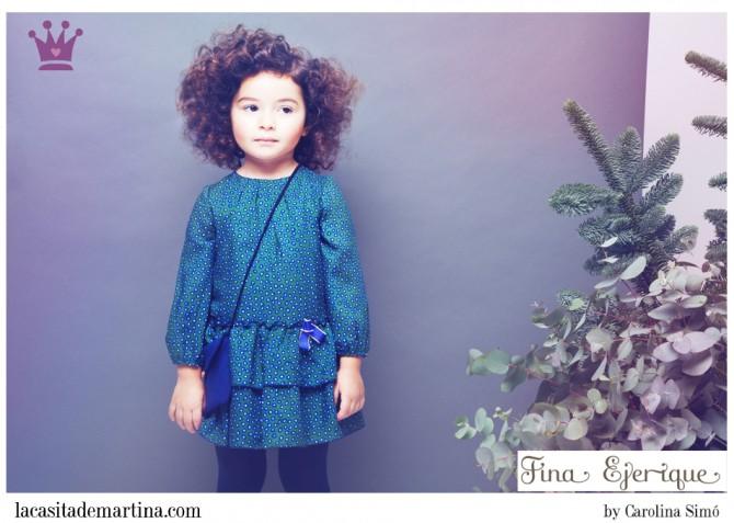 Fina Ejerique moda infantil, Blog Moda Infantil, Blog Moda Bebé, La casita de Martina, Carolina Simó