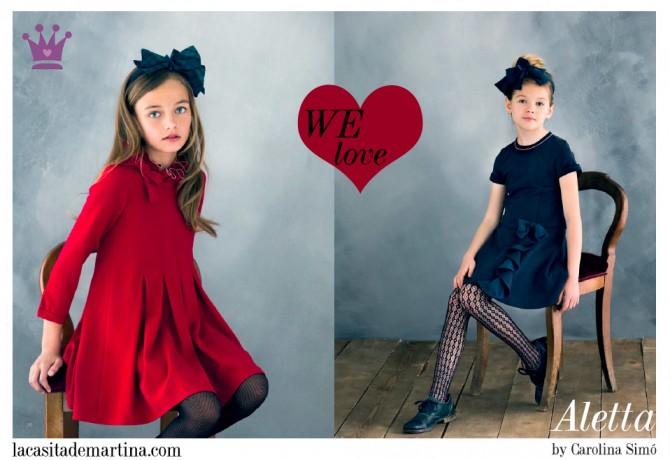Aletta moda infantil, Blog de Moda Infantil, La casita de Martina, Blog Moda Bebé, Carolina Simó