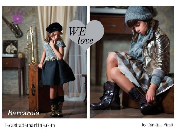 Barcarola moda infantil, Blog de Moda Infantil, La casita de Martina, Blog Moda Bebé, Carolina Simó