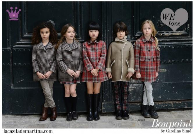 Bonpoint moda infantil, Blog de Moda Infantil, La casita de Martina, Blog Moda Bebé, Carolina Simó