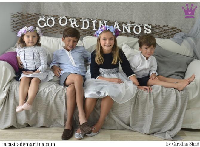Coordinanos, Blog Moda Infantil, Moda Infantil, Blog Moda Bebé, La casita de Martina, Ropa Niños, Trajes Comunión 2015