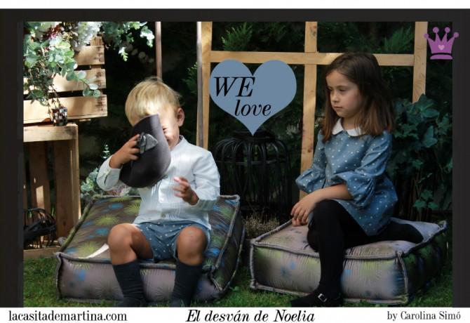 El desván de Noelia, moda infantil, Blog de Moda Infantil, La casita de Martina, Blog Moda Bebé, Carolina Simó