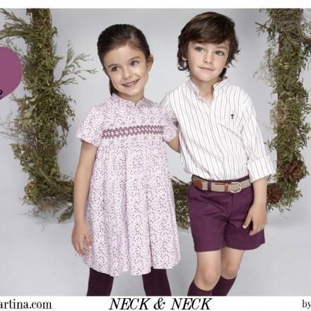 Neck & Neck, moda infantil, Blog de Moda Infantil, La casita de Martina, Blog Moda Bebé, Carolina Simó