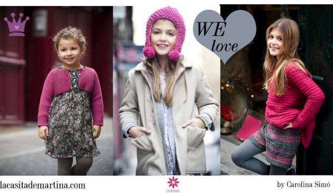 Oh! Soleil moda infantil, Blog de Moda Infantil, La casita de Martina, Blog Moda Bebé, Carolina Simó