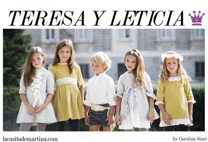 Teresa y Leticia, Moda Infantil, Blog Moda Infantil, Blog Moda Bebé, La casita de Martina, Carolina Simó,1