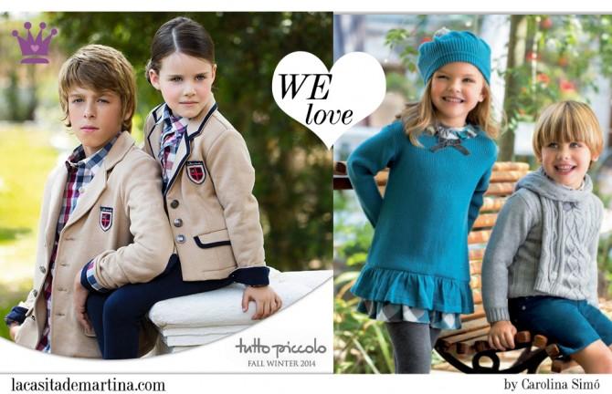 Tutto Piccolo, moda infantil, Blog de Moda Infantil, La casita de Martina, Blog Moda Bebé, Carolina Simó