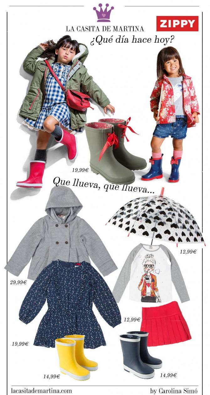 Versi n lowcost trendy para la vuelta al cole by zippy - Personal shopper blog ...