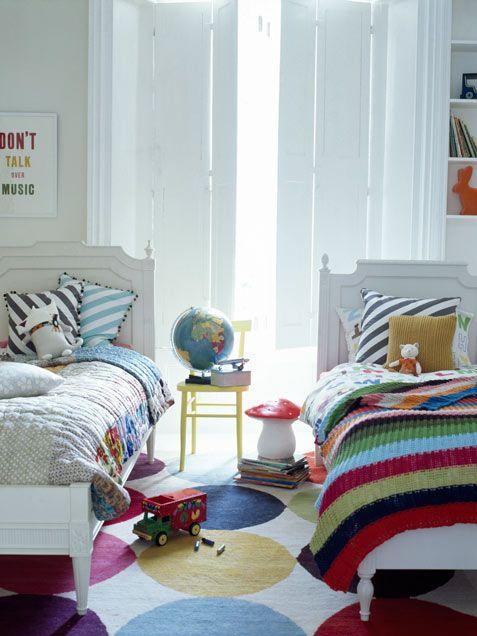 Habitaciones para niños, Decoración habitación infantil, Blog Moda Infantil, Blog decoración infantil, Blog Moda Bebé, La casita de Martina, 4