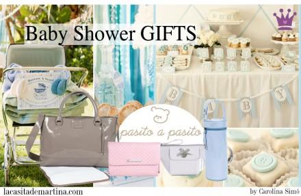 Baby Shower regalos, Pasito a Pasito, Blog Moda Bebé, Blog Moda Infantil, La casita de Martina