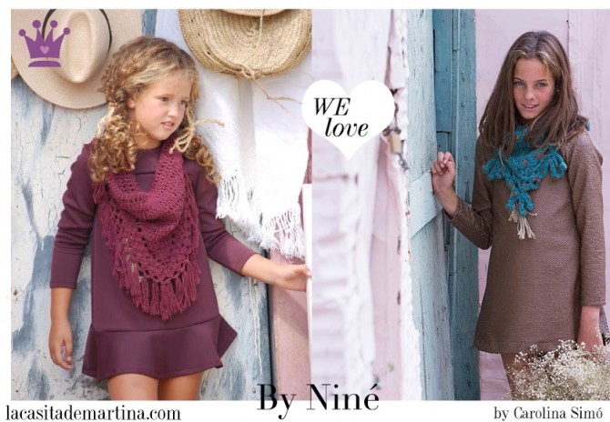 By Niné, moda infantil, Blog de Moda Infantil, La casita de Martina, Blog Moda Bebé, Carolina Simó