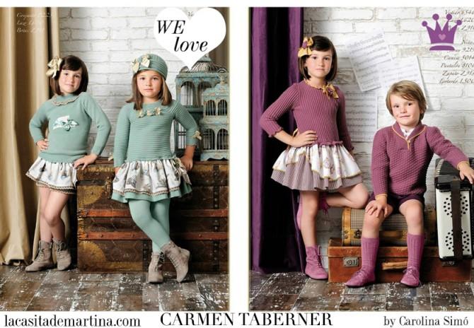 Carmen Taberner, moda infantil, Blog de Moda Infantil, La casita de Martina, Blog Moda Bebé, Carolina Simó
