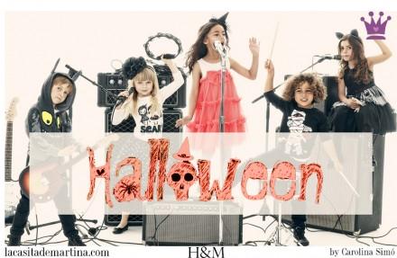 H&M, Halloween, Moda Infantil, La casita de Martina, Blog de Moda Infantil, Carolina Simó