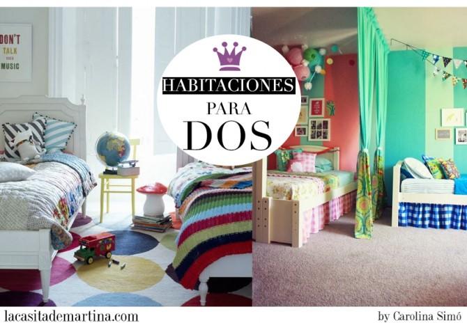 Habitaciones para niños, Blog Moda Infantil, Blog Moda Bebé, La casita de Martina, Carolina Simó