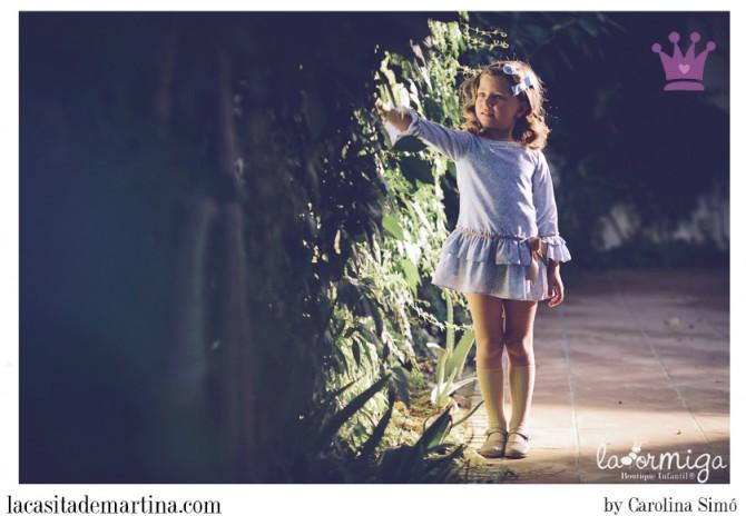La ormiga moda infantil, Blog Moda Bebé, La casita de Martina, Blog Moda Infantil, Carolina Simó, 2