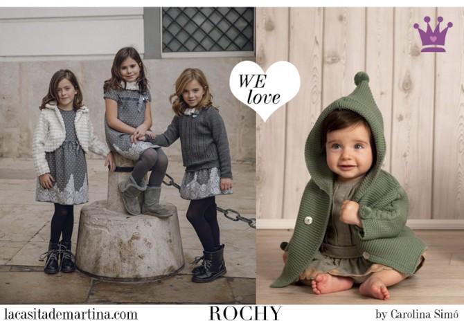Rochy, moda infantil, Blog de Moda Infantil, La casita de Martina, Blog Moda Bebé, Carolina Simó