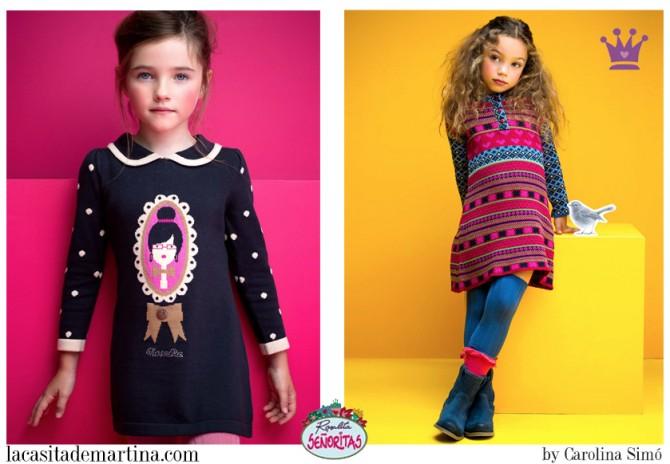 Rosalita Señoritas, Moda Infantil, Blog Moda Infantil, Blog Moda Bebé, La casita de Martina, Carolina Simó, 1