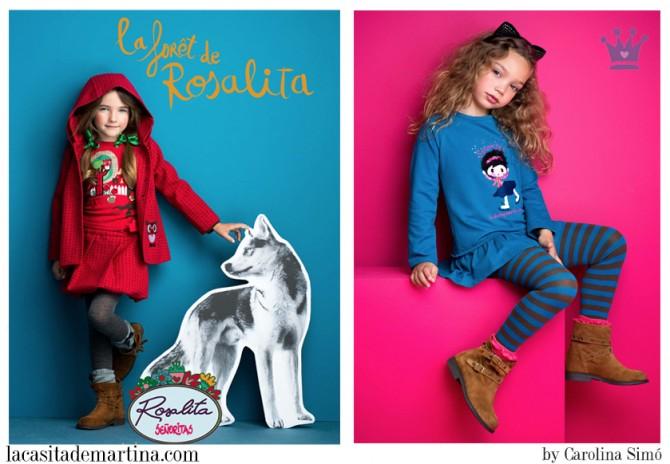 Rosalita Señoritas, Moda Infantil, Blog Moda Infantil, Blog Moda Bebé, La casita de Martina, Carolina Simó