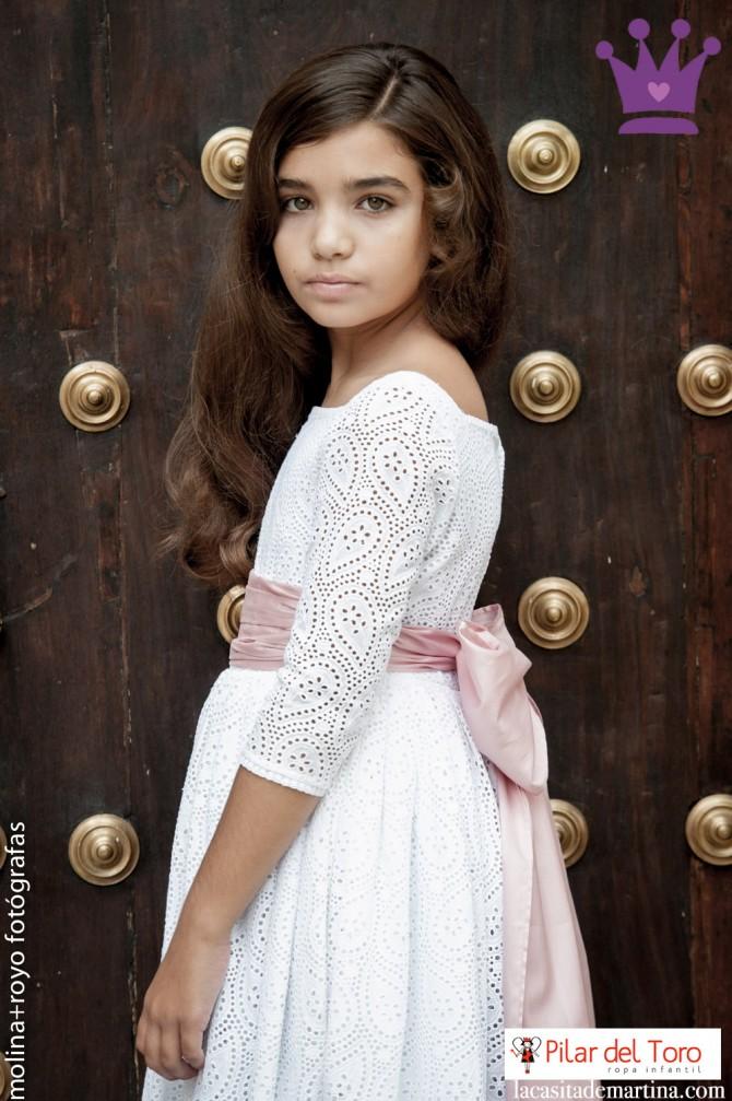 Vestidos Comunió, Trajes Comunión, Pilar del Toro, Blog Moda Infantil, Comunión 2015, La casita de Martina, Carolina Simó