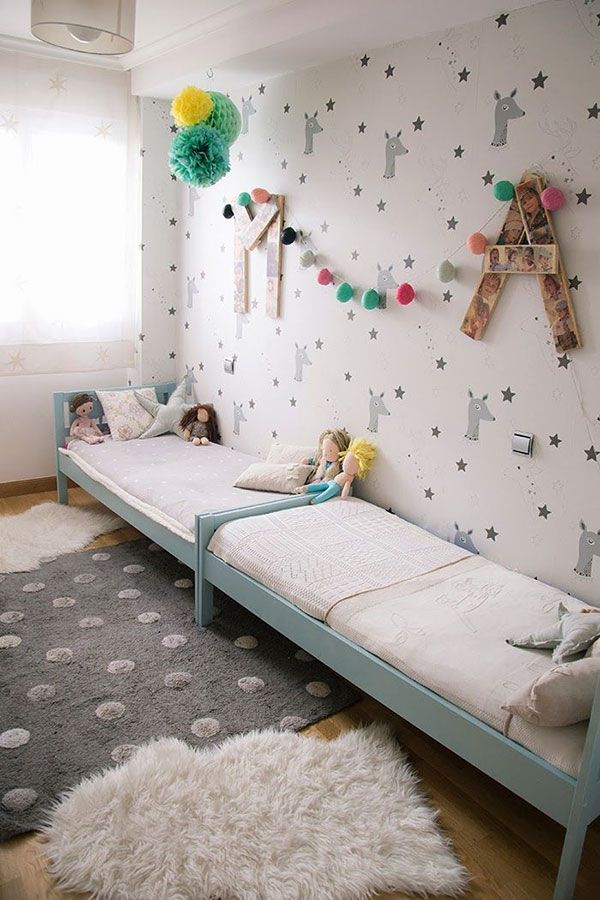 Habitaciones para niños, Decoración habitación infantil, Blog Moda Infantil, Blog decoración infantil, Blog Moda Bebé, La casita de Martina, 1