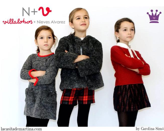Blog Moda Infantil, La casita de Martina, Moda Niños Navidad, Carolina Simó, N+v Villalobos, Nieves Álvarez, Children´s Fashion
