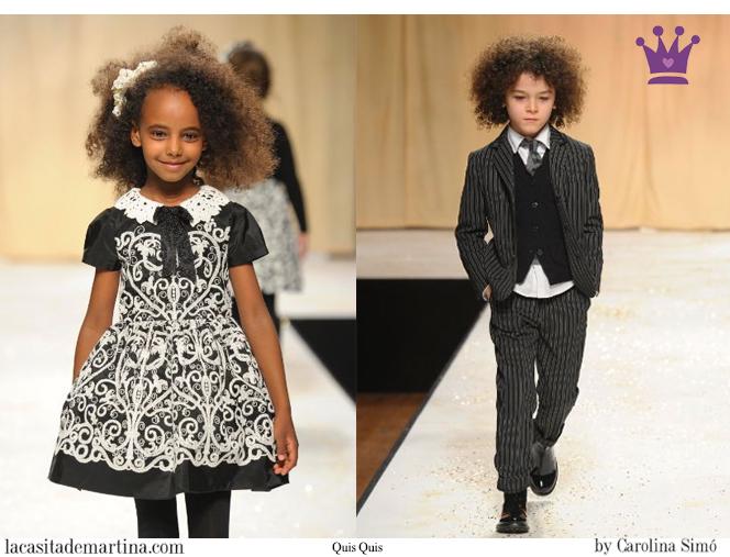 Blog Moda Infantil, La casita de Martina, Moda Niños Navidad, Carolina Simó, Quis Quis, Children´s Fashion