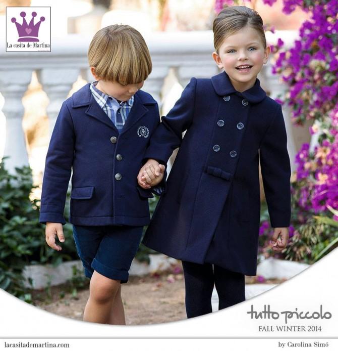 Blog Moda Infantil, La casita de Martina, Moda Niños Navidad, Carolina Simó, Tutto Piccolo, Children´s Fashion