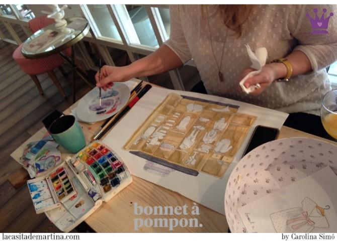 Bonnet a Pompon, Moda Infantil, Moda Niños, Carolina Simó, La casita de Martina, Blog Moda Infantil, Blog Moda Bebé