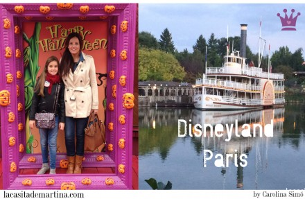 Disneyland Paris, Blog Moda Infantil, La casita de Martina, Carolina Simó, Disney Paris
