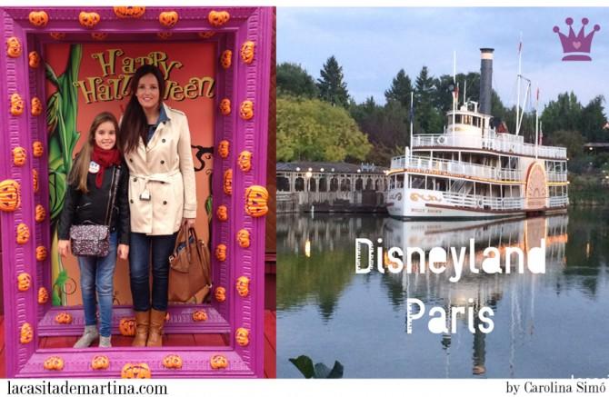 Disneyland Paris, Blog Moda Infantil, La casita de Martina, Carolina Simó