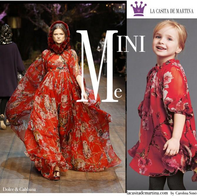 Dolce Gabbana, moda infantil, Blog de Moda Infantil, La casita de Martina, Blog Moda Bebé, Carolina Simó, 1