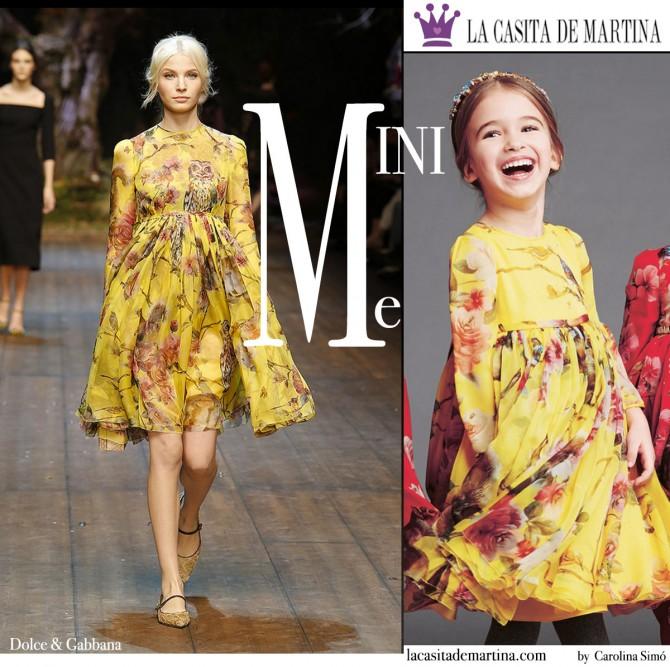 Dolce Gabbana, moda infantil, Blog de Moda Infantil, La casita de Martina, Blog Moda Bebé, Carolina Simó, 2