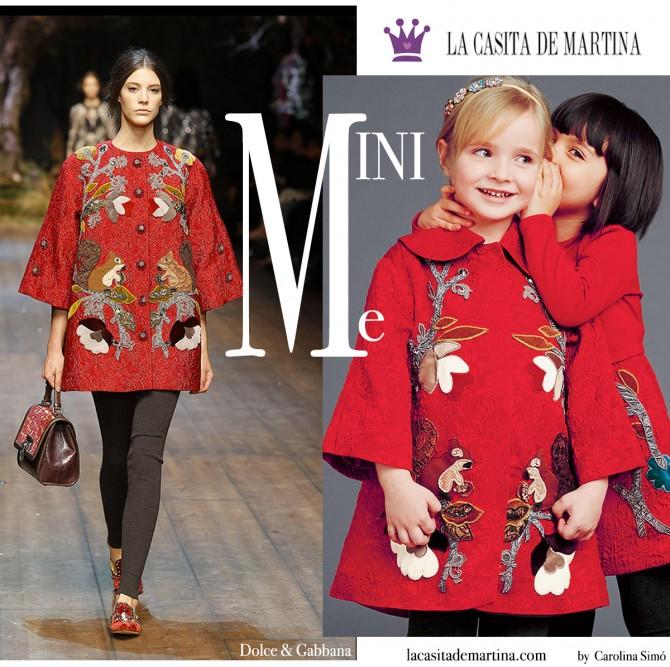 Dolce Gabbana, moda infantil, Blog de Moda Infantil, La casita de Martina, Blog Moda Bebé, Carolina Simó, 5