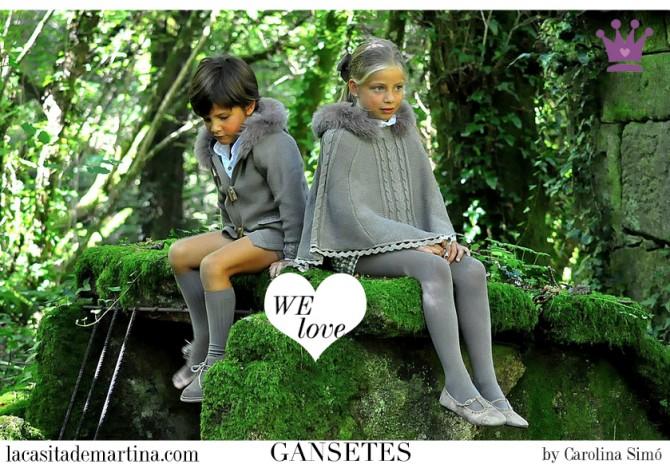 Gansetes, moda infantil, Blog de Moda Infantil, La casita de Martina, Blog Moda Bebé, Carolina Simó