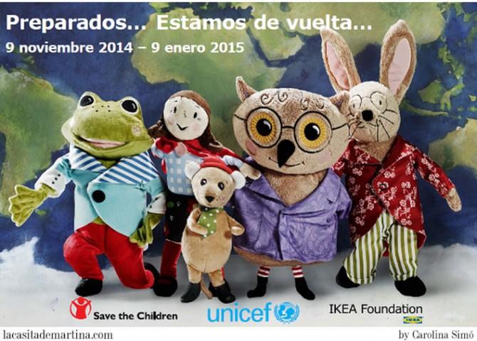IKEA, por un ikea sin peluches, Unicef, Blog Moda Infantil, La casita de Martina Carolina Simó, 2