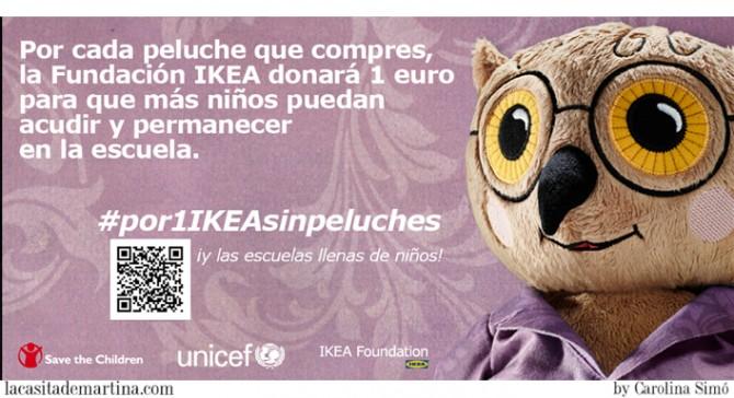 IKEA, por un ikea sin peluches, Unicef, Blog Moda Infantil, La casita de Martina Carolina Simó, 3