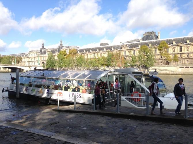 Paris con niños, viajar a Paris con niños, Batobus, Blog Moda Infantil, La casita de Martina