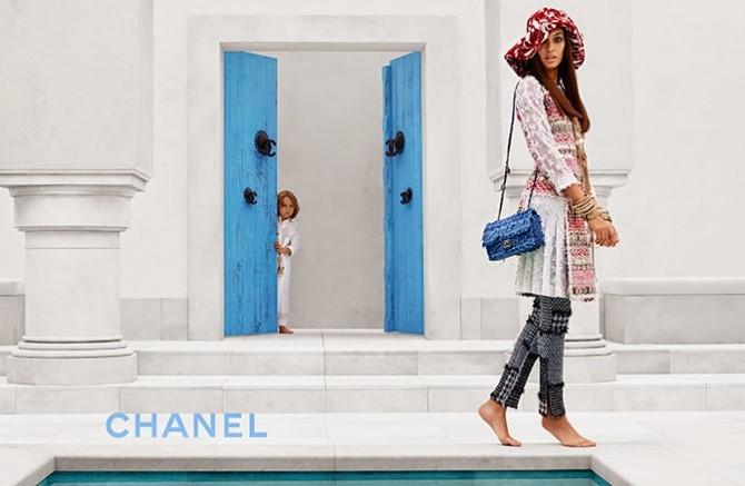 Blog Moda Infantil, Chanel, Hudson Kroenig, La casita de Martina, Carolina Simó, Ropa Niños