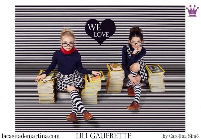 Lili Gaufrette, moda infantil, Blog de Moda Infantil, La casita de Martina, Blog Moda Bebé, Carolina Simó