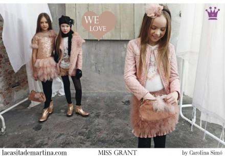 Miss Grant, moda infantil, Blog de Moda Infantil, La casita de Martina, Blog Moda Bebé, Carolina Simó