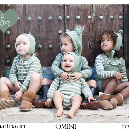 OMINI, moda infantil, Blog de Moda Infantil, La casita de Martina, Blog Moda Bebé, Carolina Simó