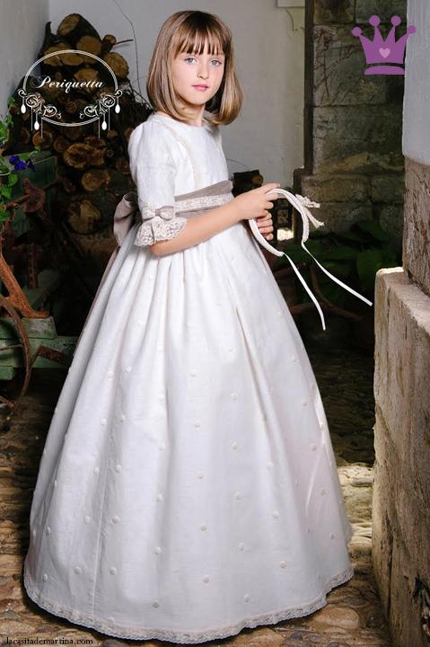 Vestidos Comunión 2015, Trajes Comunión, Periquetta, Blog de Moda Infantil, La casita de Martina, Moda Infantil, Carolina Simó, 4