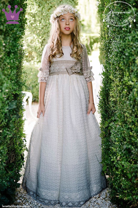 Vestidos Comunión 2015, Trajes Comunión, Periquetta, Blog de Moda Infantil, La casita de Martina, Moda Infantil, Carolina Simó, 5