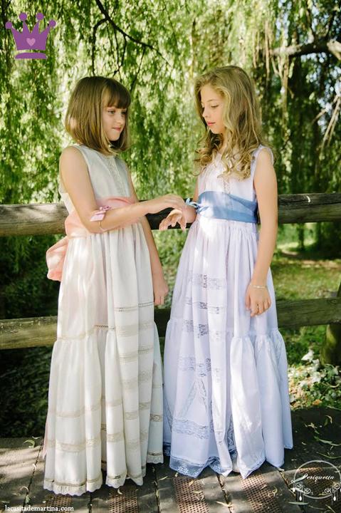 Vestidos Comunión 2015, Trajes Comunión, Periquetta, Blog de Moda Infantil, La casita de Martina, Moda Infantil, Carolina Simó, 6