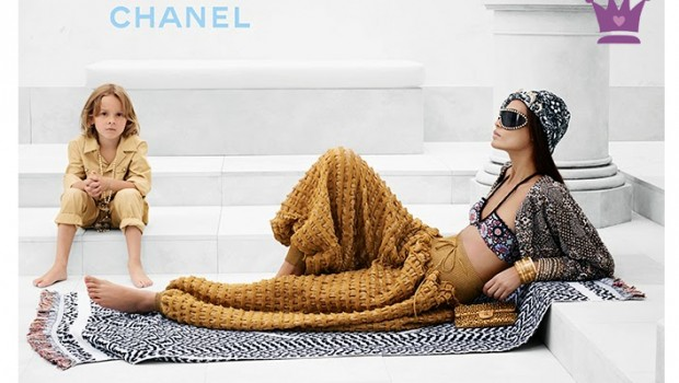 Blog Moda Infantil, Chanel, Hudson Kroenig, La casita de Martina, Carolina Simó