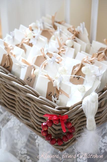 Calendario de Adviento, Decoración Navidad, Blog Moda Infantil, Blog Moda Bebé, La casita de Martina, Carolina Simó