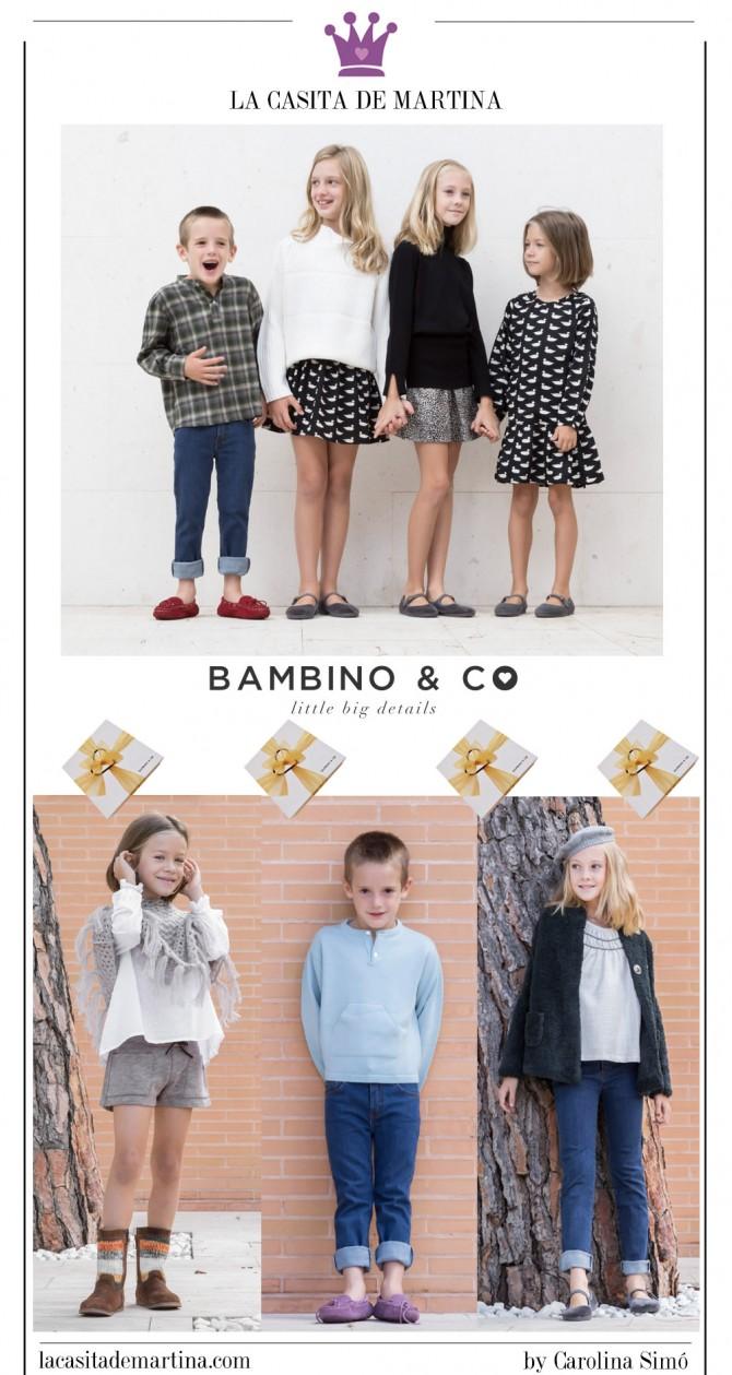 Bambino & Co, Moda Infantil, Tienda online ropa niños, La casita de Martina, Blog Moda Infantil, 2