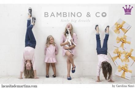 Bambino & Co, Moda Infantil, Tienda online ropa niños, La casita de Martina, Blog Moda Infantil