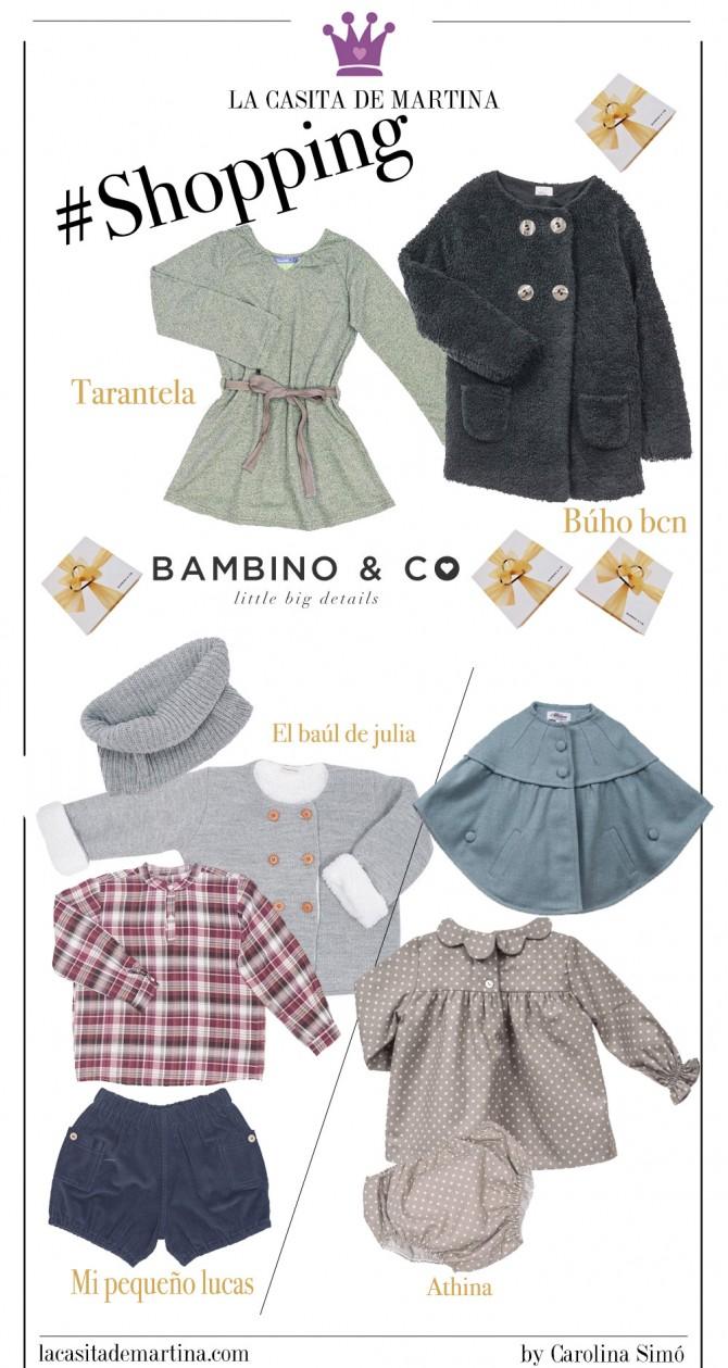 Bambino & Co, Moda Infantil, Tienda online ropa niños, La casita de Martina, Blog Moda Infantil, 6