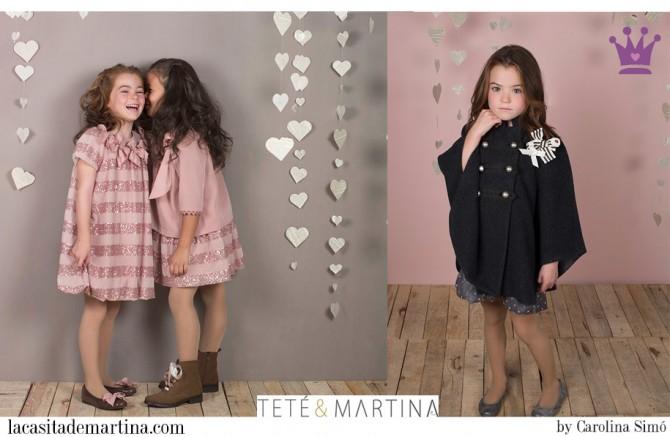 TETÉ & MARTINA, Moda Infantil, Ropa Niños, Blog Moda Infantil, La casita de Martina, Carolina Simó, 1